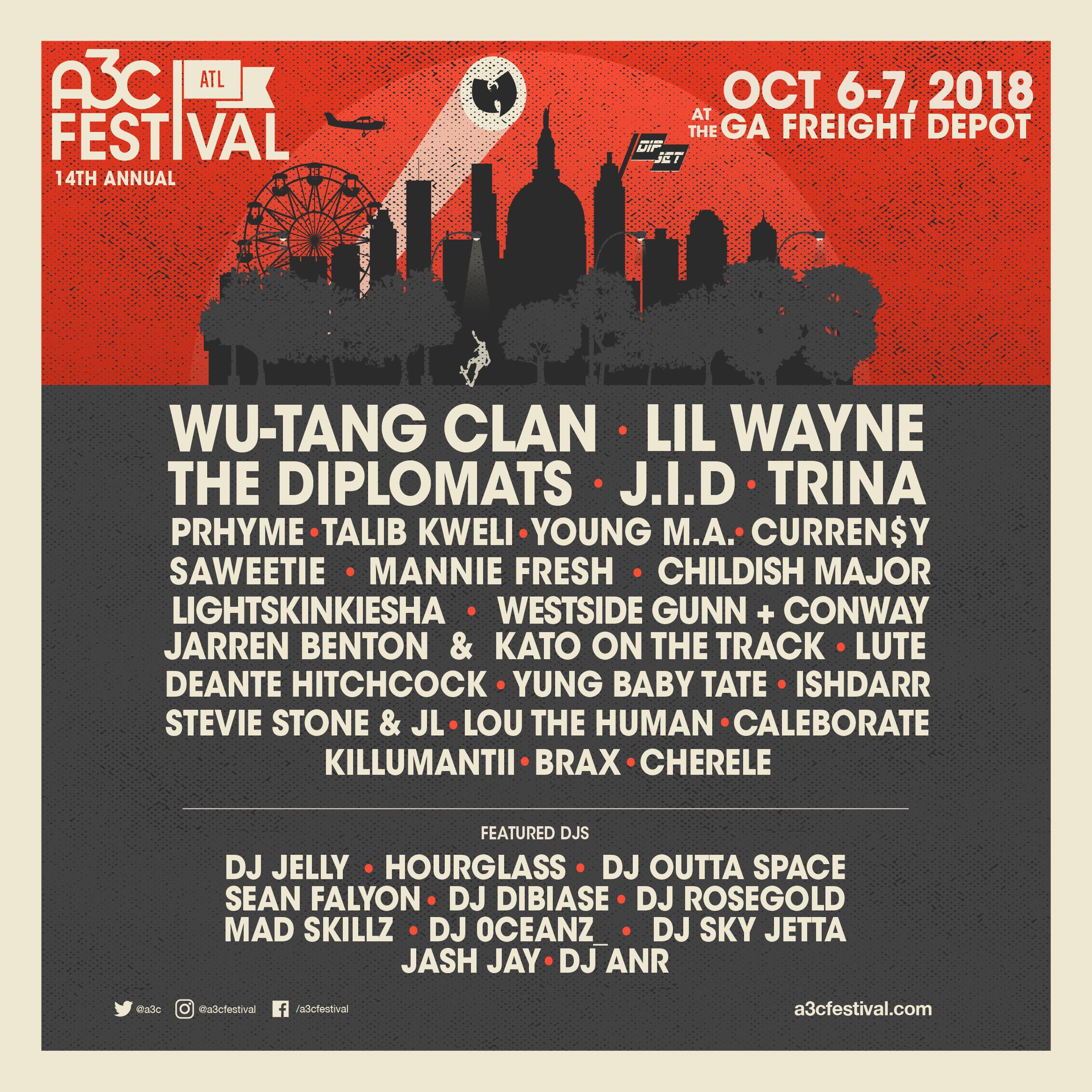 2018 A3C Festival IG - FINAL