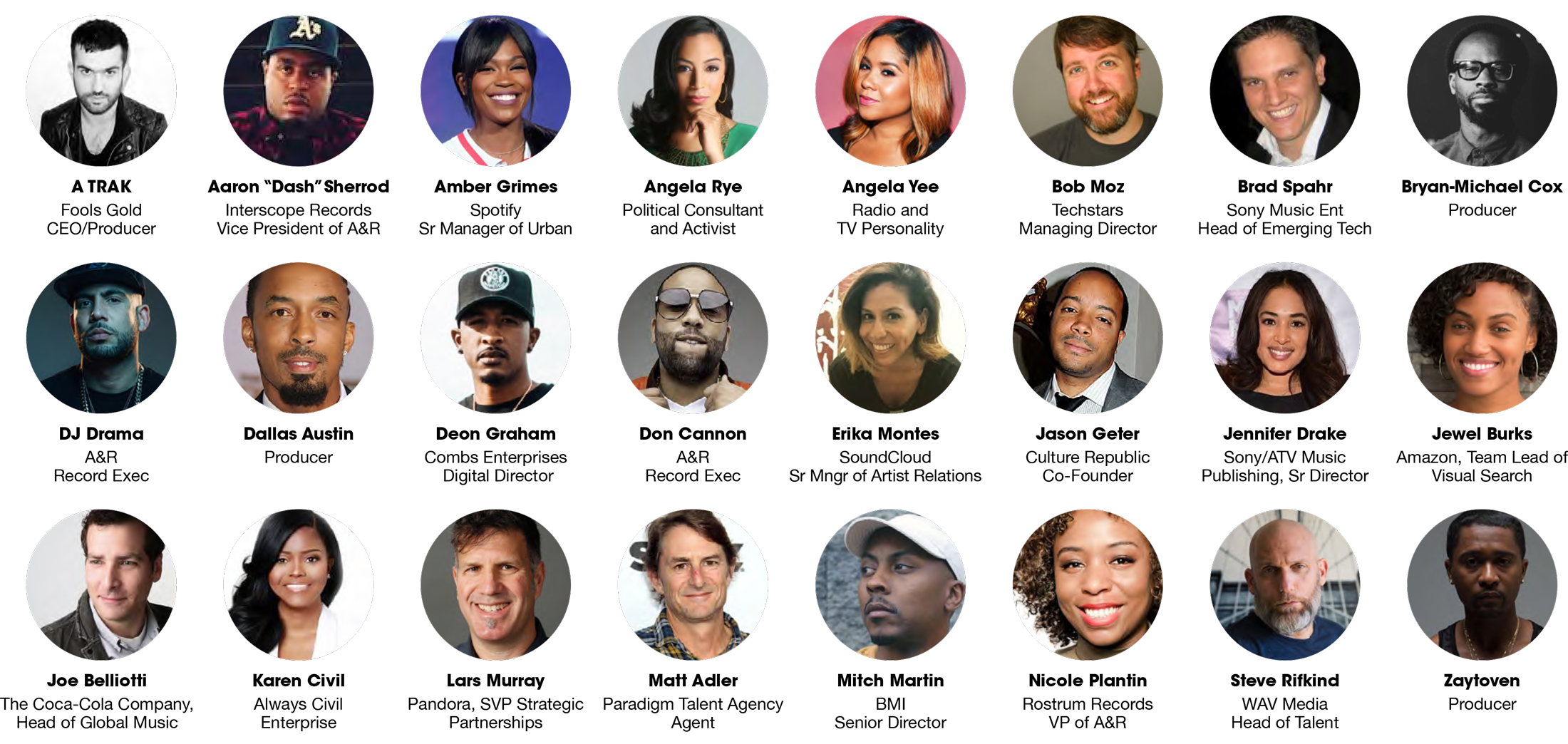 2017 Featured Speakers