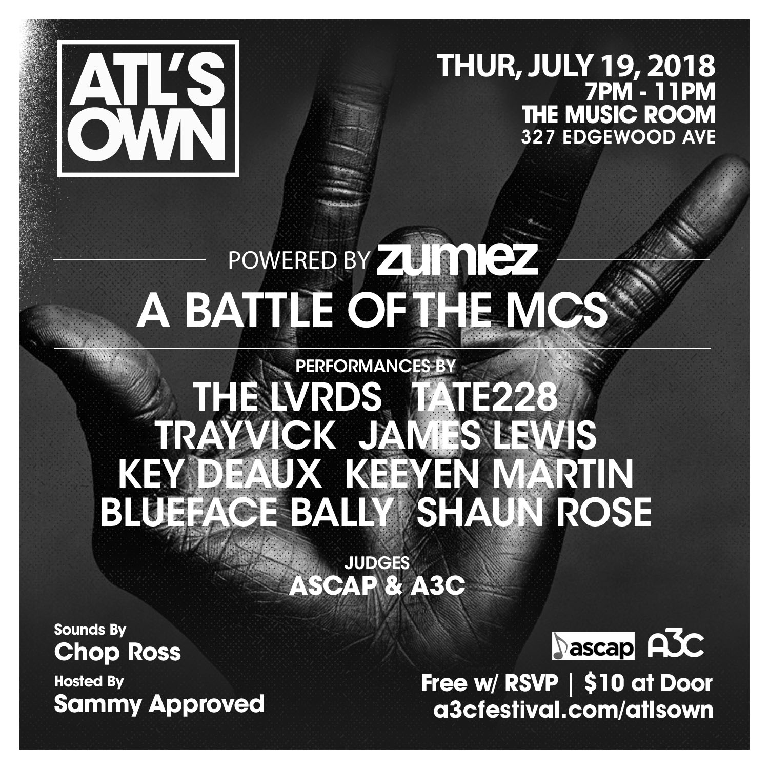 Battle of the MCs - ATLs Own (1)