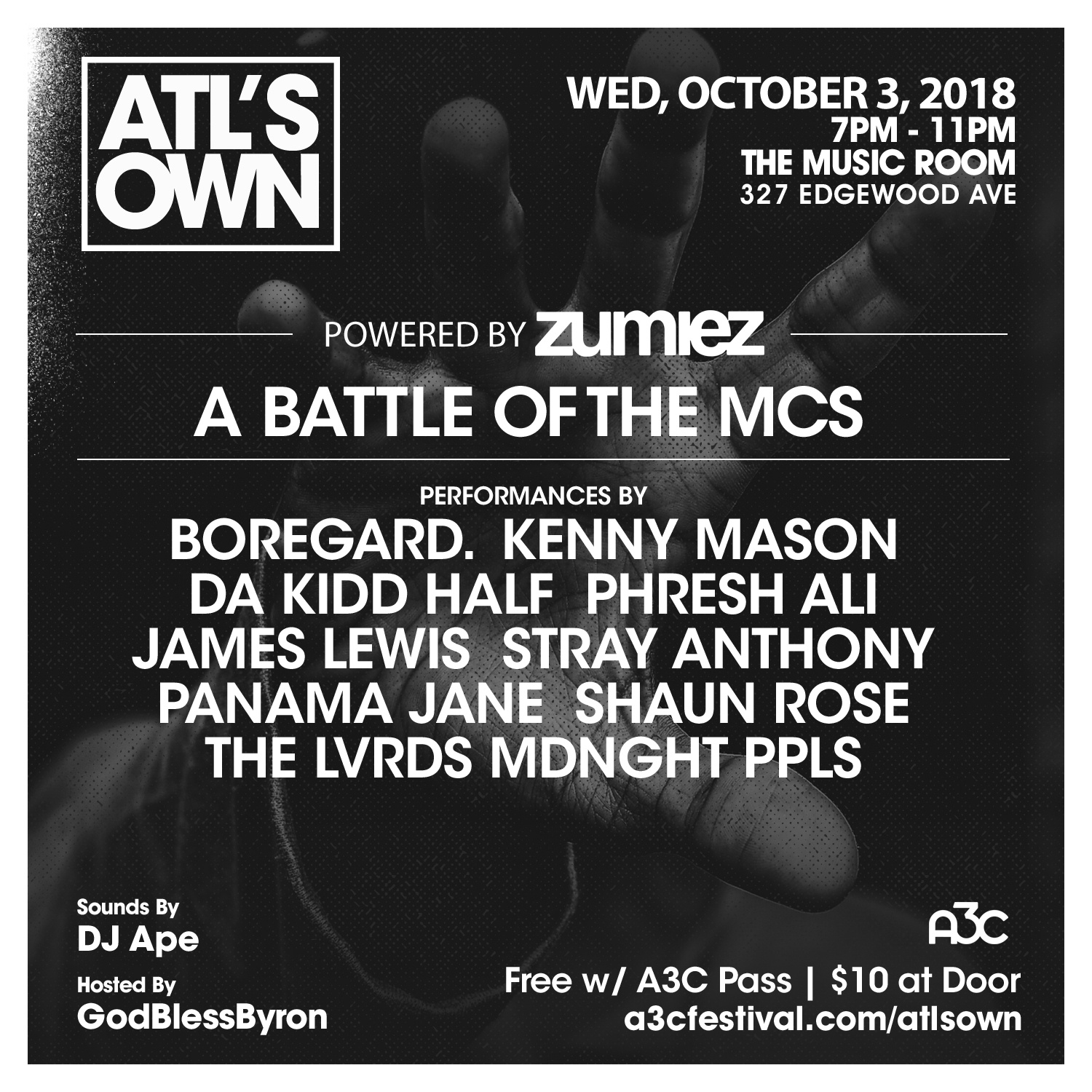 Battle of the MCs - ATLs Own-Recovered-Recovered