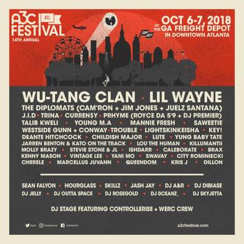 Festival IG - A3C 2018 FINAL