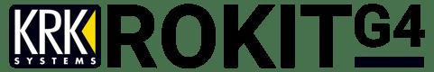 KRK Rokit G4 Logo Combo