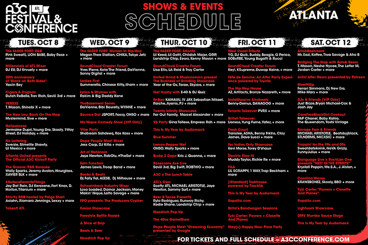 Schedule-Highlights-Shows-10.2