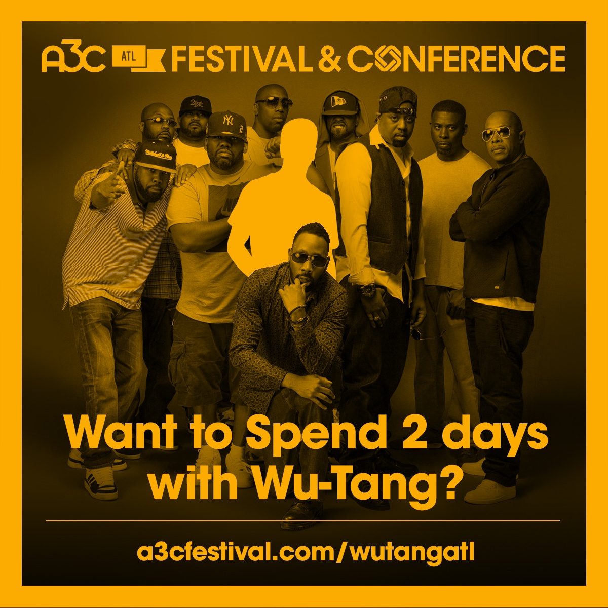 Wu Tang Spend Two Days