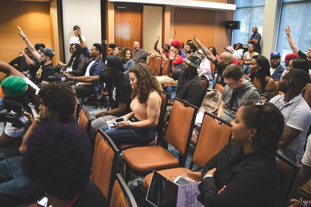 You don't want to miss TuneCore's A3C Conference Suite