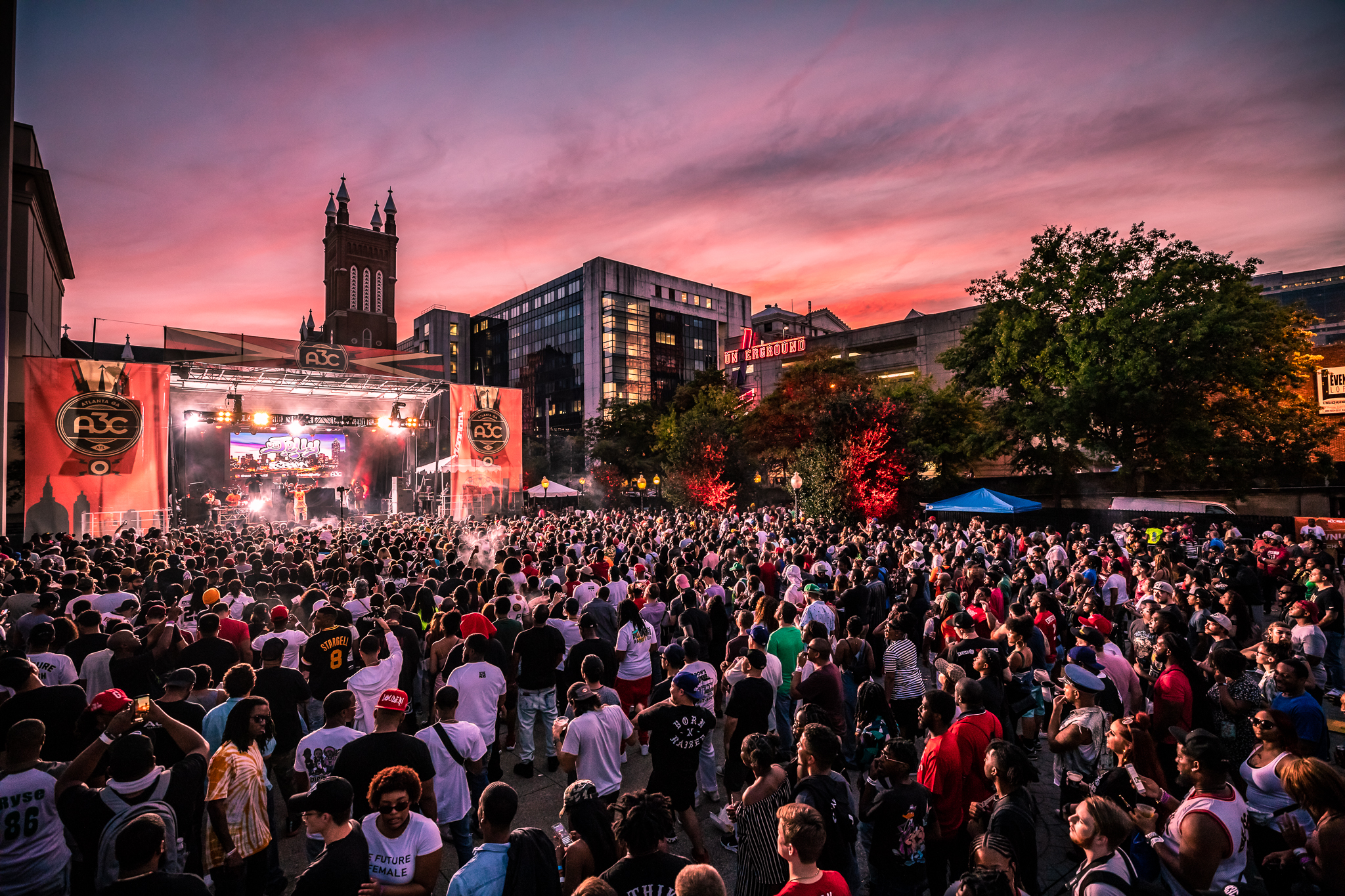 Home: A3C Festival & Conference