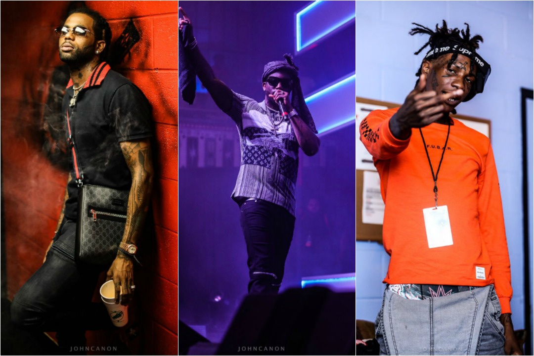 Gucci Mane signs Hoodrich Pablo Juan and Lil' Wop to New Deal